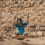 solitudine africa bambino infanzia solidarietà