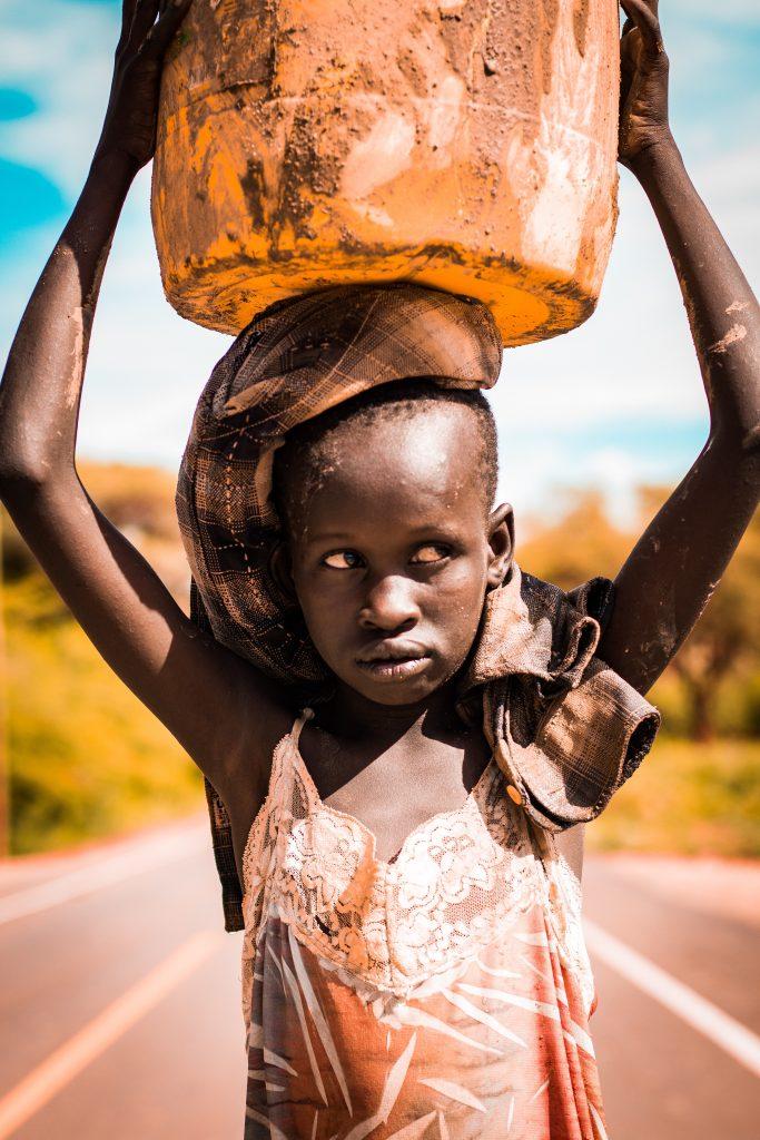 bambino africa povertà ong