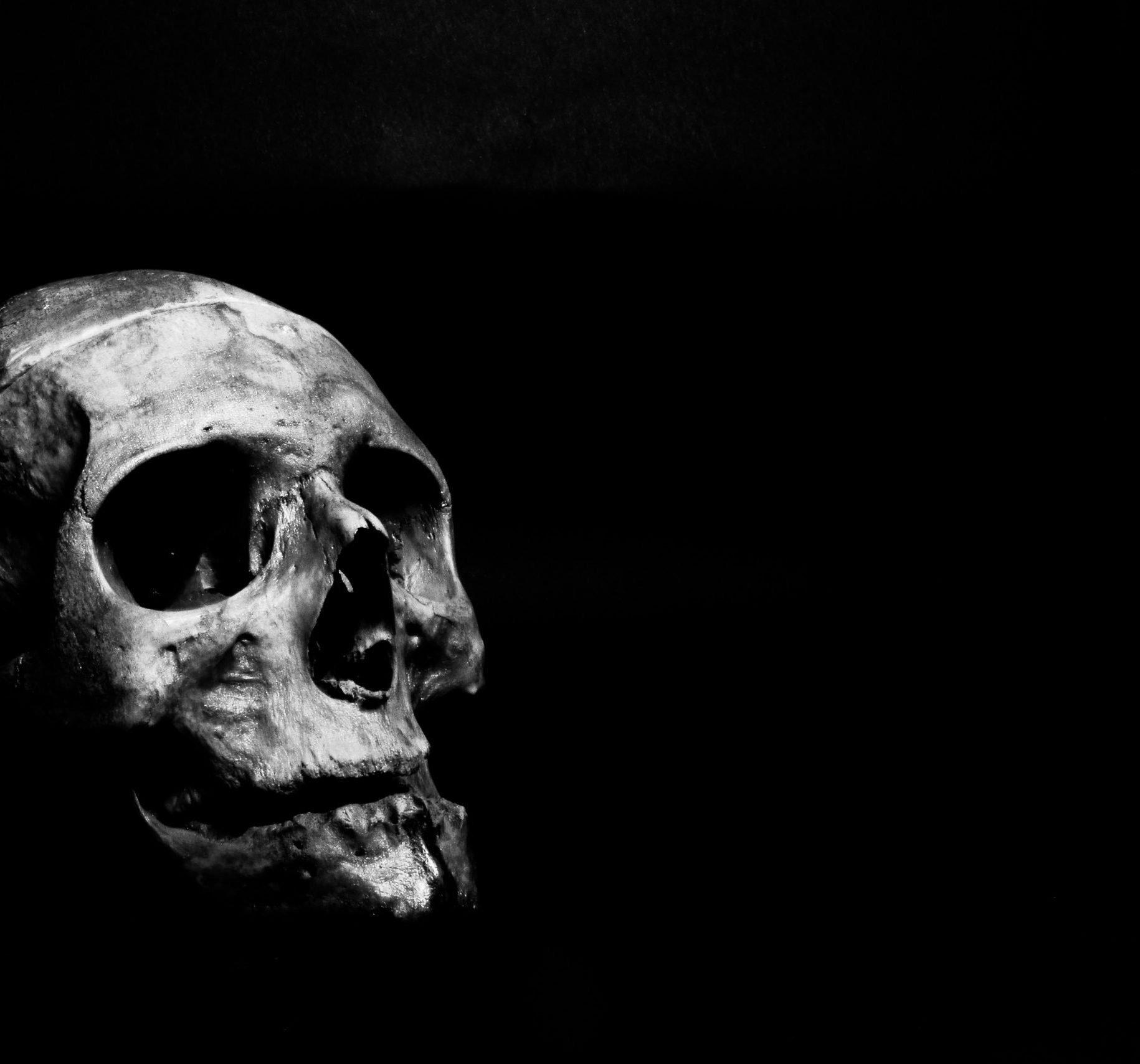 le 3 epidemie più granvi della storia - morte teschio epidemie